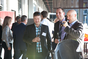 Integral's NSW launch celebration